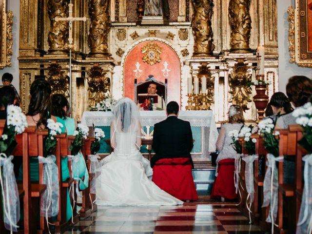 La boda de Julio y Inma en Santa Eularia Des Riu, Islas Baleares 39
