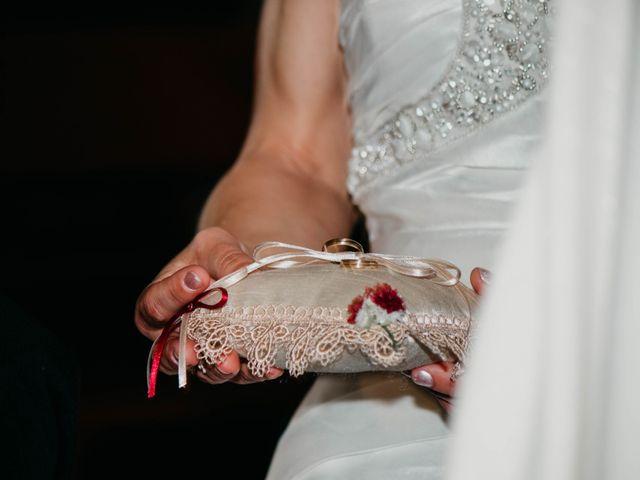 La boda de Julio y Inma en Santa Eularia Des Riu, Islas Baleares 43