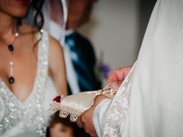 La boda de Julio y Inma en Santa Eularia Des Riu, Islas Baleares 44