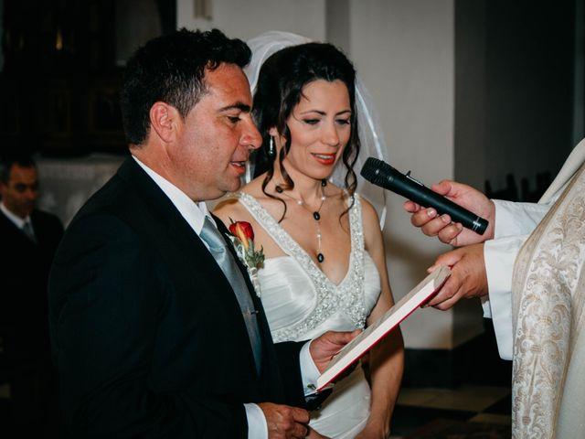 La boda de Julio y Inma en Santa Eularia Des Riu, Islas Baleares 45