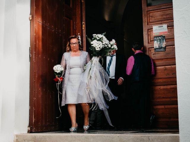 La boda de Julio y Inma en Santa Eularia Des Riu, Islas Baleares 47