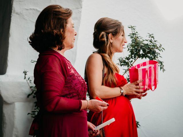 La boda de Julio y Inma en Santa Eularia Des Riu, Islas Baleares 48