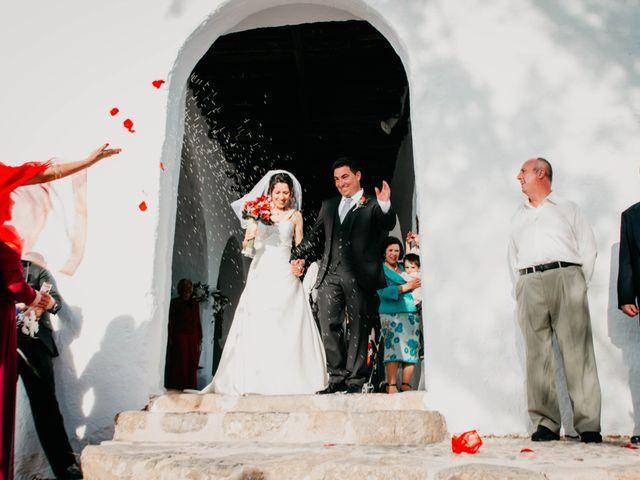 La boda de Julio y Inma en Santa Eularia Des Riu, Islas Baleares 50