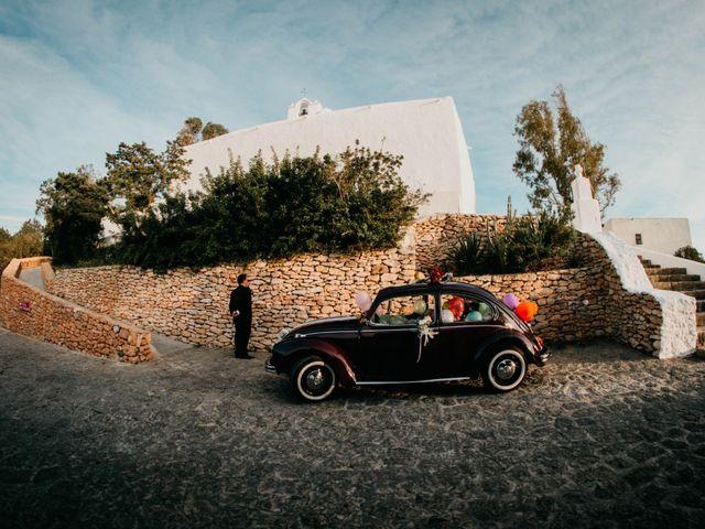 La boda de Julio y Inma en Santa Eularia Des Riu, Islas Baleares 60