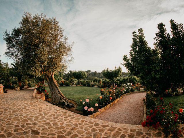 La boda de Julio y Inma en Santa Eularia Des Riu, Islas Baleares 62
