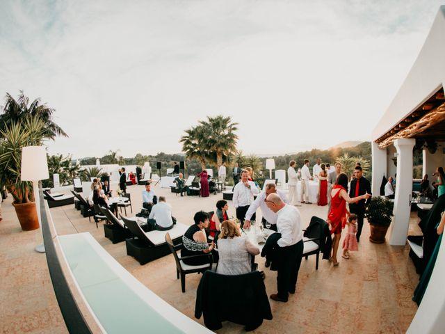La boda de Julio y Inma en Santa Eularia Des Riu, Islas Baleares 64