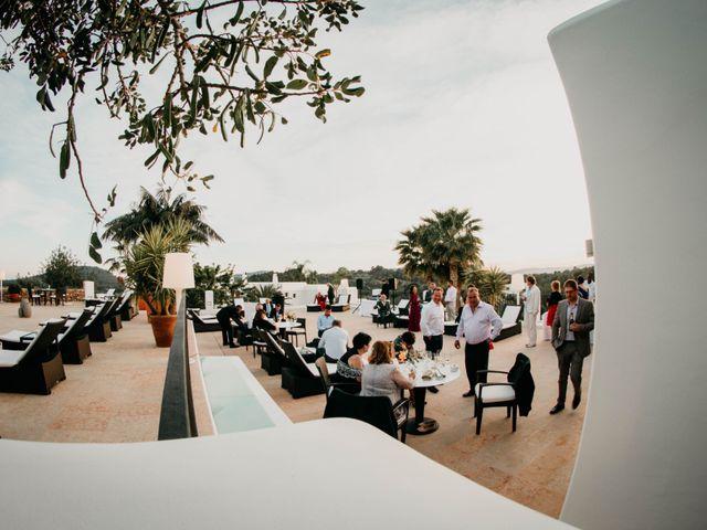 La boda de Julio y Inma en Santa Eularia Des Riu, Islas Baleares 65