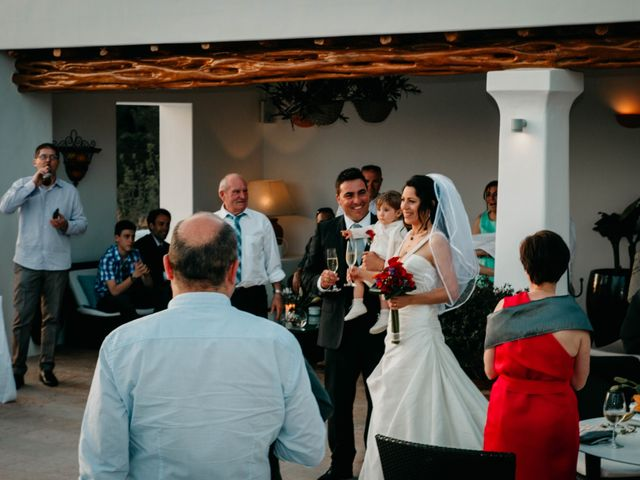 La boda de Julio y Inma en Santa Eularia Des Riu, Islas Baleares 66
