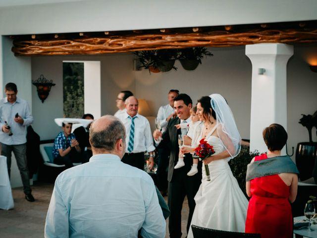 La boda de Julio y Inma en Santa Eularia Des Riu, Islas Baleares 67