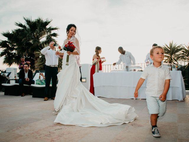 La boda de Julio y Inma en Santa Eularia Des Riu, Islas Baleares 68