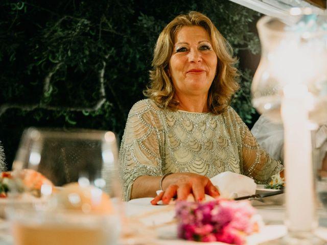 La boda de Julio y Inma en Santa Eularia Des Riu, Islas Baleares 78