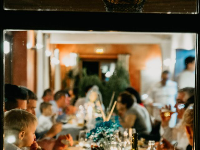 La boda de Julio y Inma en Santa Eularia Des Riu, Islas Baleares 79