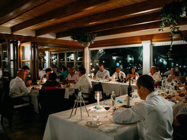 La boda de Julio y Inma en Santa Eularia Des Riu, Islas Baleares 83