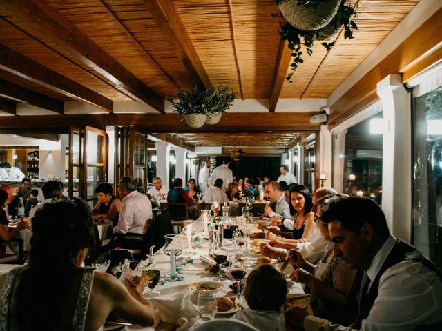 La boda de Julio y Inma en Santa Eularia Des Riu, Islas Baleares 84