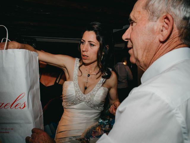 La boda de Julio y Inma en Santa Eularia Des Riu, Islas Baleares 91