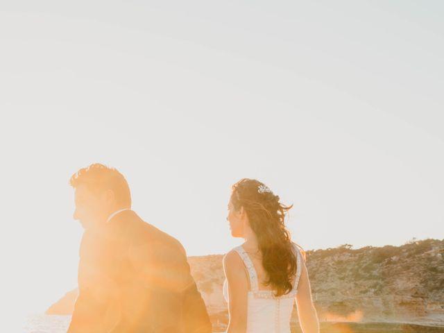 La boda de Julio y Inma en Santa Eularia Des Riu, Islas Baleares 97