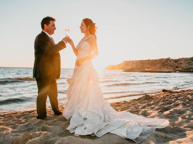 La boda de Julio y Inma en Santa Eularia Des Riu, Islas Baleares 101