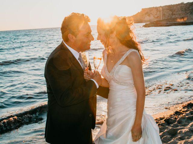 La boda de Julio y Inma en Santa Eularia Des Riu, Islas Baleares 102