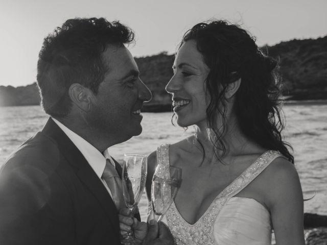 La boda de Julio y Inma en Santa Eularia Des Riu, Islas Baleares 103