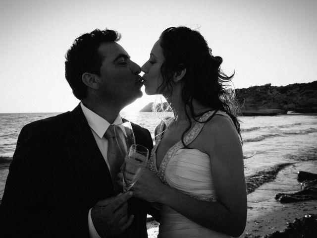 La boda de Julio y Inma en Santa Eularia Des Riu, Islas Baleares 104