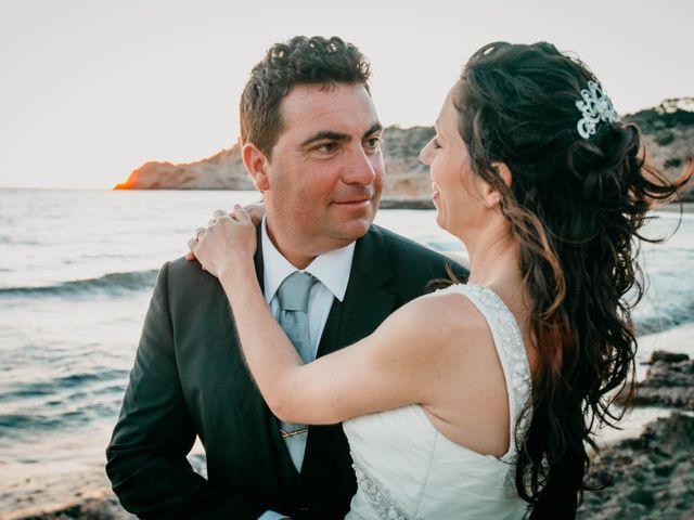 La boda de Julio y Inma en Santa Eularia Des Riu, Islas Baleares 111