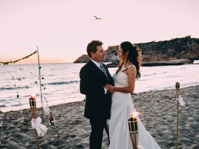 La boda de Julio y Inma en Santa Eularia Des Riu, Islas Baleares 115
