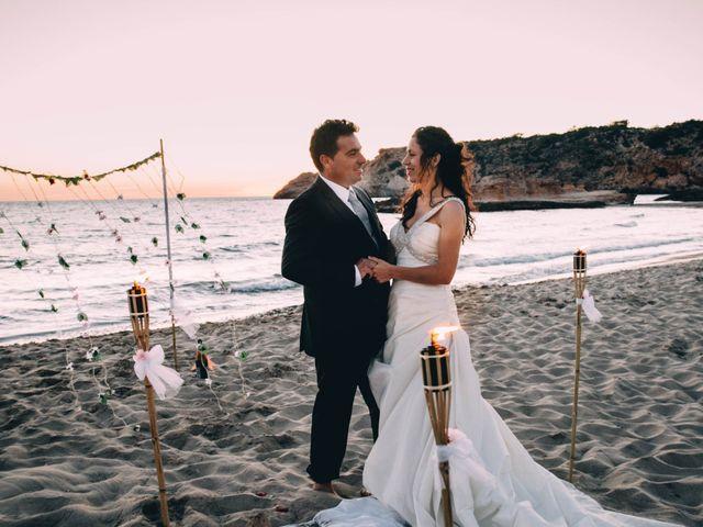 La boda de Julio y Inma en Santa Eularia Des Riu, Islas Baleares 116