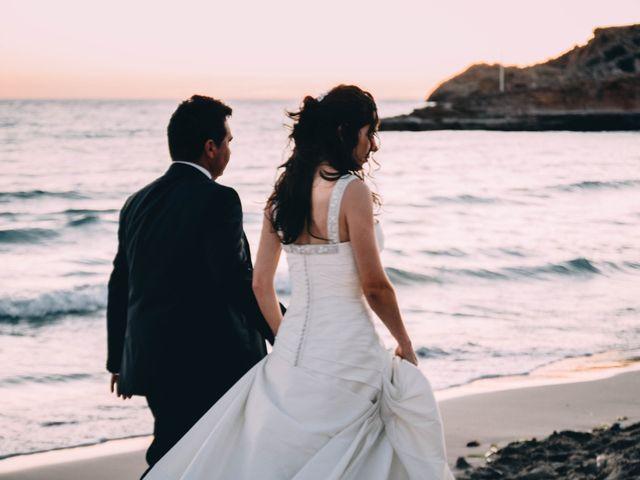 La boda de Julio y Inma en Santa Eularia Des Riu, Islas Baleares 118