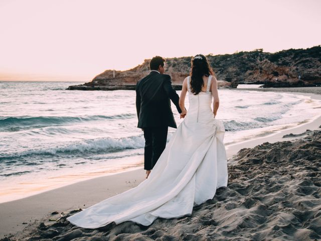 La boda de Julio y Inma en Santa Eularia Des Riu, Islas Baleares 119