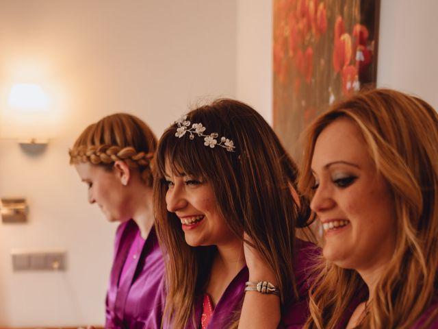 La boda de Carlos y Irene en Tudela, Navarra 20