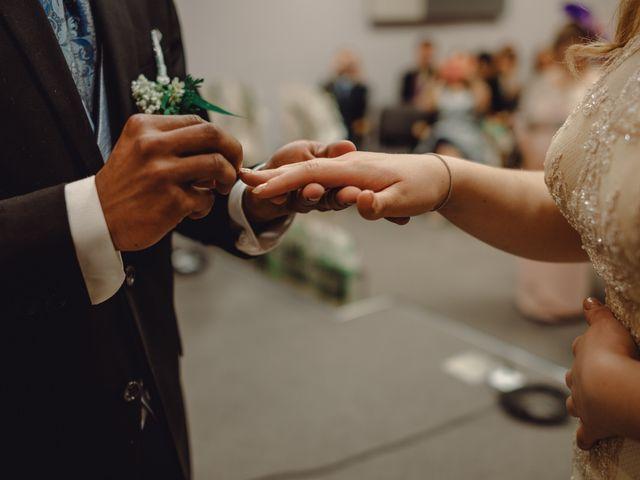 La boda de Carlos y Irene en Tudela, Navarra 53