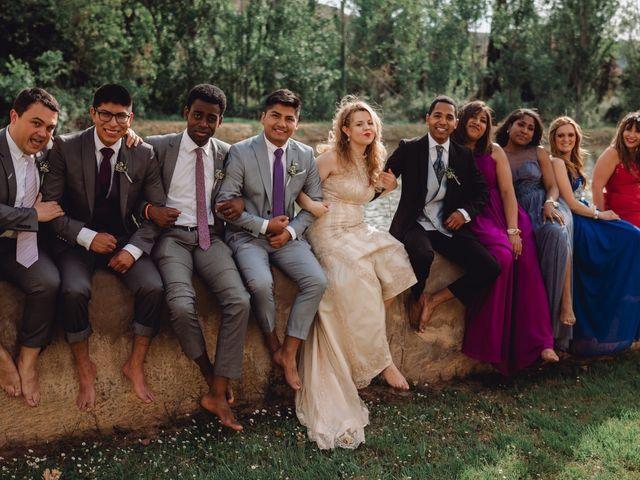La boda de Carlos y Irene en Tudela, Navarra 87