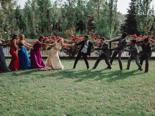 La boda de Carlos y Irene en Tudela, Navarra 91