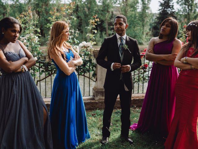 La boda de Carlos y Irene en Tudela, Navarra 100