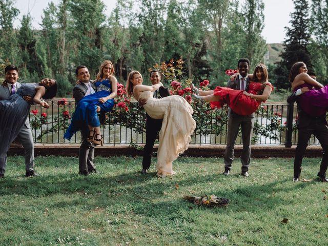 La boda de Carlos y Irene en Tudela, Navarra 104