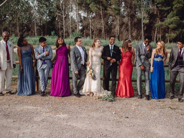 La boda de Carlos y Irene en Tudela, Navarra 111