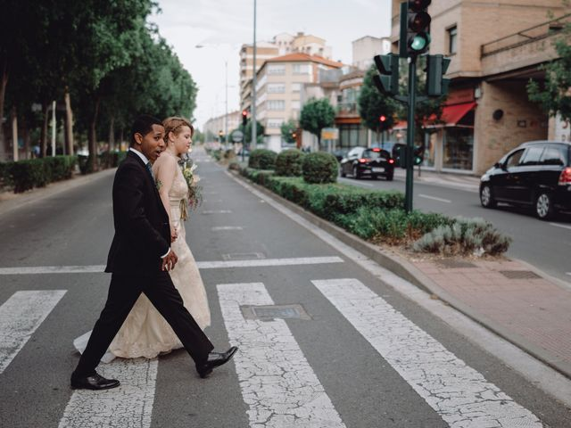 La boda de Carlos y Irene en Tudela, Navarra 114