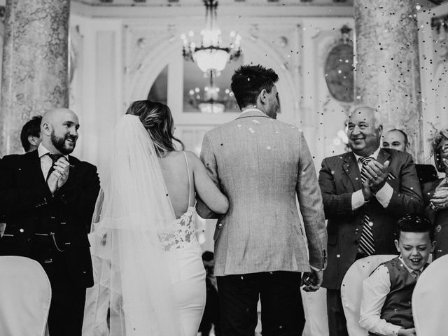 La boda de Rob y Vanessa en Donostia-San Sebastián, Guipúzcoa 85