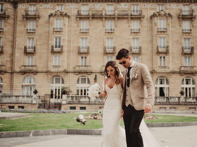 La boda de Rob y Vanessa en Donostia-San Sebastián, Guipúzcoa 109