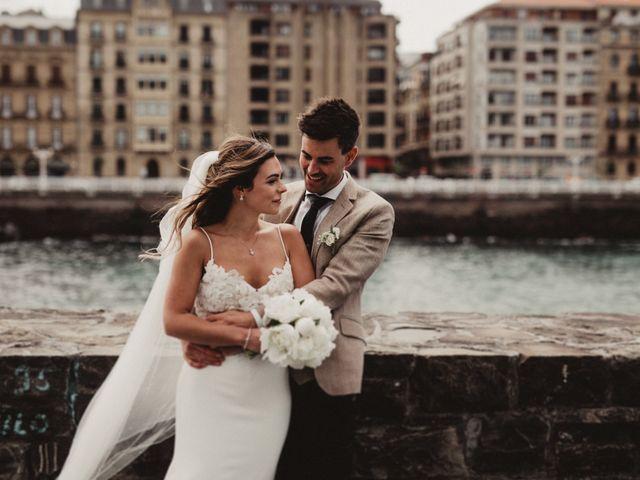 La boda de Rob y Vanessa en Donostia-San Sebastián, Guipúzcoa 120