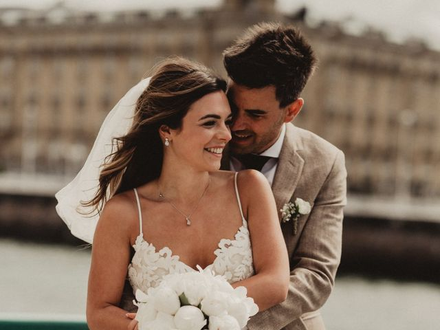 La boda de Rob y Vanessa en Donostia-San Sebastián, Guipúzcoa 140