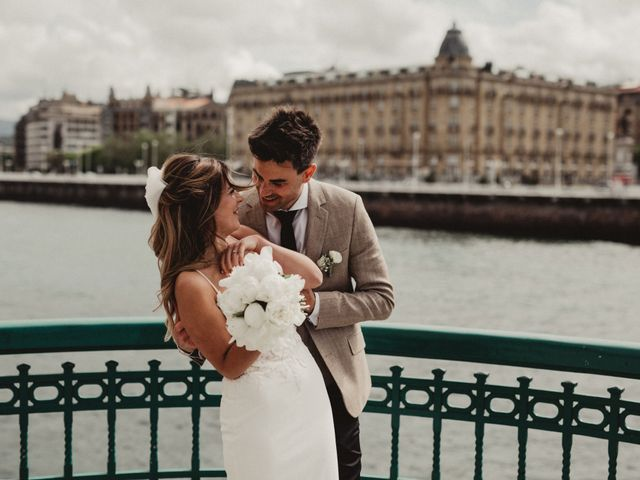 La boda de Rob y Vanessa en Donostia-San Sebastián, Guipúzcoa 141