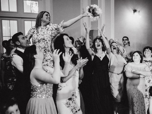 La boda de Rob y Vanessa en Donostia-San Sebastián, Guipúzcoa 196