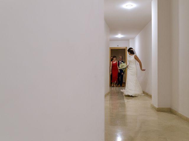 La boda de Victor y Raquel en El Puig, Barcelona 20