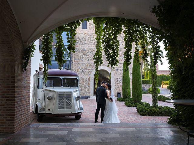La boda de Victor y Raquel en El Puig, Barcelona 1