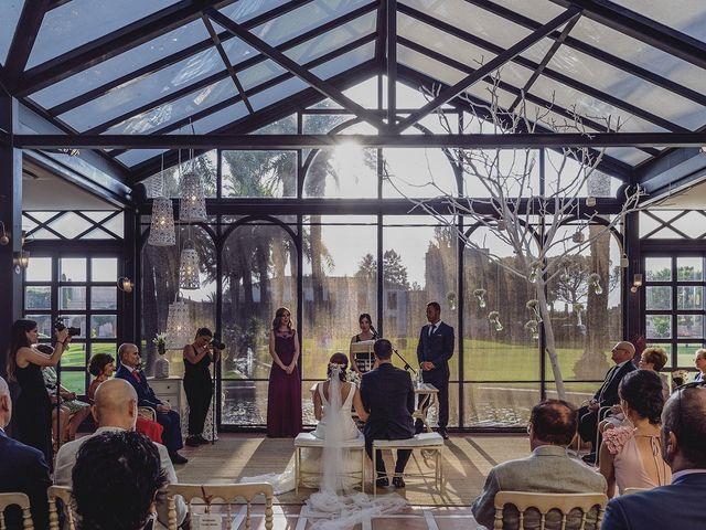 La boda de Victor y Raquel en El Puig, Barcelona 25