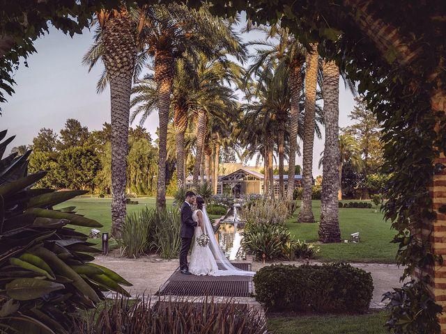 La boda de Victor y Raquel en El Puig, Barcelona 30