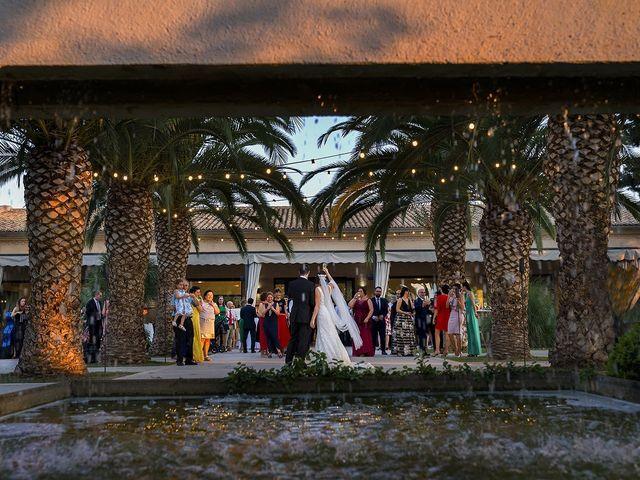 La boda de Victor y Raquel en El Puig, Barcelona 34