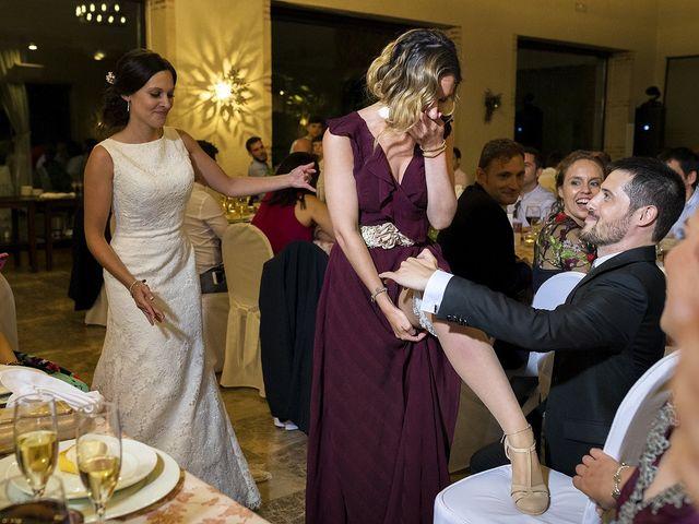 La boda de Victor y Raquel en El Puig, Barcelona 51