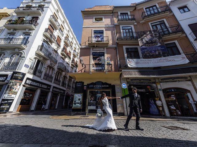 La boda de Victor y Raquel en El Puig, Barcelona 67